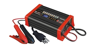 BC8S1205A 12V  5A 8 Stage Smart Battery Charger / Maintainer