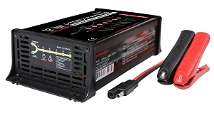 BC1215A 12V 15A 7 Stage Smart Battery Charger / Maintainer