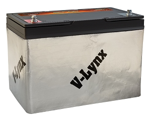VIK2127 VLYNX BATTERY INSULATION HEAT SHIELD KIT
