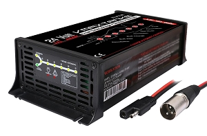 BC2410XM 24V 10A 7 Stage Smart Battery Charger / Maintainer