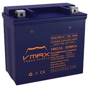 XCA155L14 155CCA,400PHCA/14ah Battery