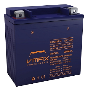 XCA210R14 210CCA,450PHCA/14ah Battery
