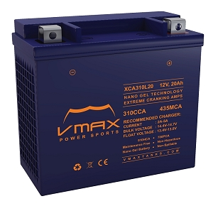 XCA310L20 310CCA,700PHCA/20ah Battery