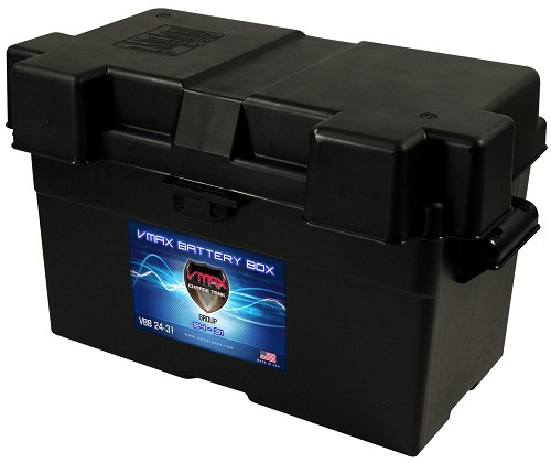 VBB-24-31 Group 24-31 Adjustable Battery Box