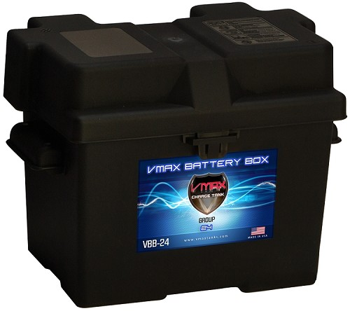 VBB-24 Group 24 Battery Box
