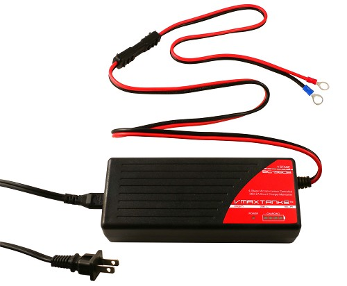 BC3602RT 36V 2Amps 4 Stage Smart Battery Charger / Maintainer