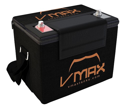 VMAX Carrying Case for V35-857 & Group U1 Batteries