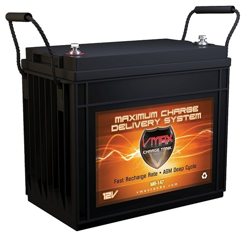 MB147-155  Deep Cycle, High performance AGM Battery.
