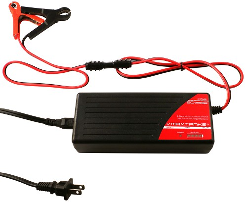 BC3602A 36V 2Amps 4 Stage Smart Battery Charger / Maintainer