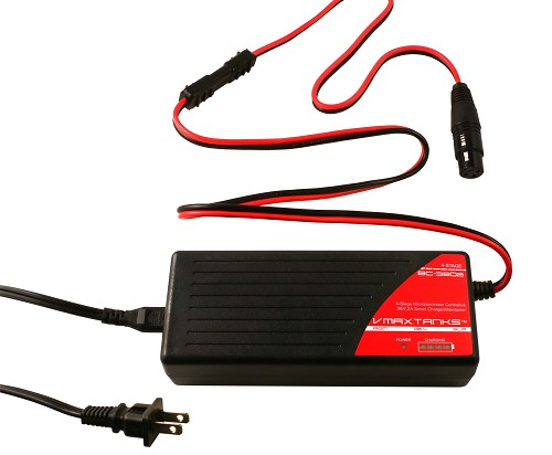 BC3602XF 36V 2Amps 4 Stage Smart Battery Charger / Maintainer